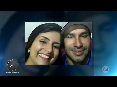 Polícia investiga o que motivou PM a matar esposa e atirar na filha | Primeiro Impacto (15/03/18)