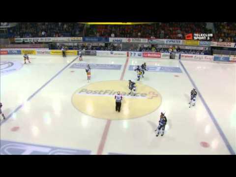 Komplettes Spiel 1. Runde 16.09.2012 Ambri - Zug 5 : 2