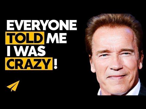 Arnold Schwarzenegger's Top 10 Rules For Success (@Schwarzenegger)