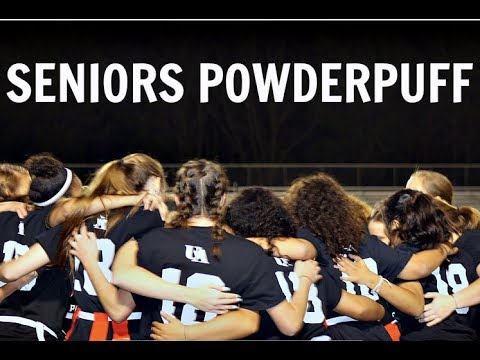 Union Academy Powderpuff Seniors