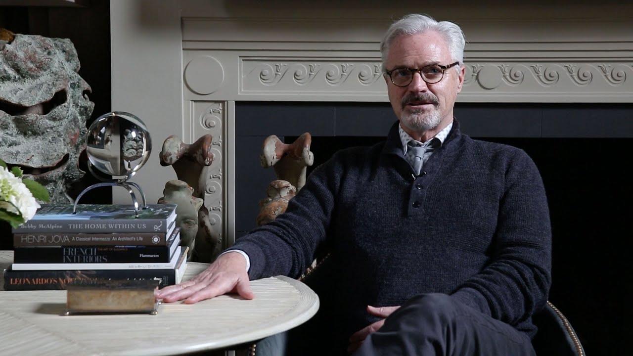 Bobby Mcalpine Architect Bobby Mcalpine On Modern Design  Southern Living  Youtube