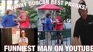 DANNY DUNCAN BEST PRANKS COMPILATION! PT. 1 (MUST WATCH)