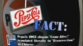 RETRO CLASSIC TV COMMERCIAL - 1960s - COME ALIVE! (PEPSI)