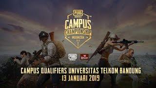 PUBG Mobile Campus Championship - Universitas Telkom Bandung