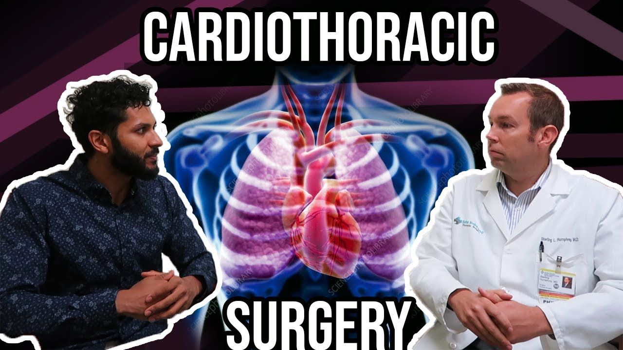 Lung & Heart Surgeon Interview | Cardiothoracic + Thoracic Surgery, Day in the Life, Residency, Etc