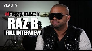 Raz B on B2K Break Up, Nearly Losing Hand, Chris Stokes (Flashback)