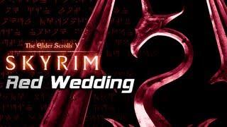 Red Wedding in Skyrim! [The Elder Scrolls] How to Kill Vittoria Vici