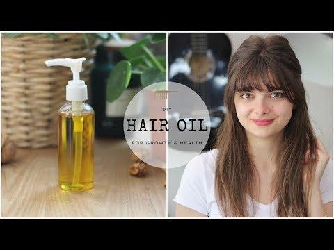 DIY Hair Oil | Stimulate Hair Growth & Health thumbnail