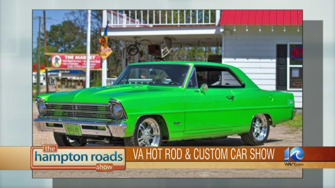 Virginia Hot Rod And Custom Car Show YouTube - Hampton coliseum car show
