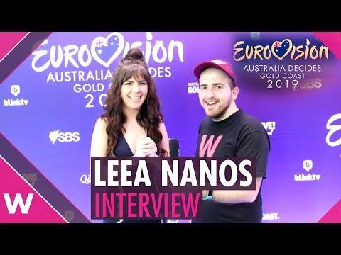 "Leea Nanos – ""Set Me Free"" (Eurovision Australia Decides 2019) Interview | wiwibloggs"