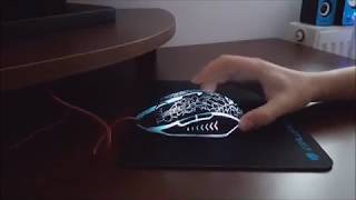 Unboxing Gaming Mouse Trust GXT 105