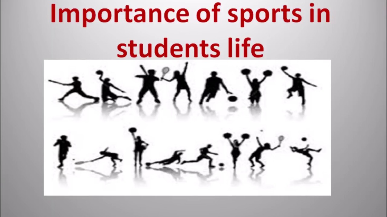 Sports in students life essay