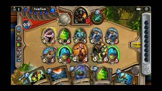 Standard: Taunt Druid vs Deathrattle Hunter