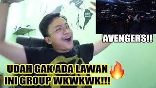 Baixar SuperM - JOPPING MV REACTION ( AVENGERS !! )