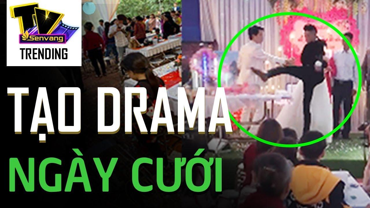 Chú rể tự tạo drama trong ngày cưới khiến quan khách đứng hình