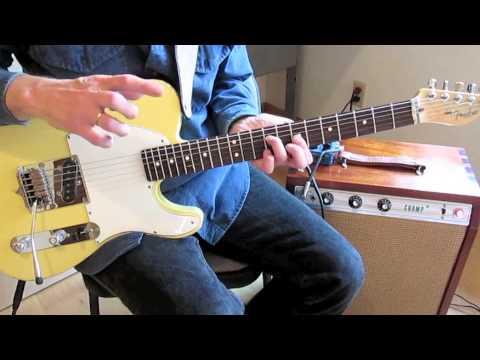 Guitar Lesson: Let It Grow Outro Solo (Eric Clapton)