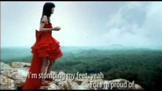 Cilla My Indonesia (HQ) Official Music Video with lyrics