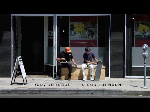 Rudy & Diego Johnson For Royal Trucks