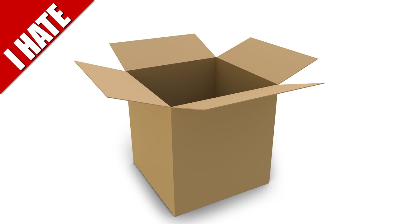 I Hate Unboxing Videos Youtube
