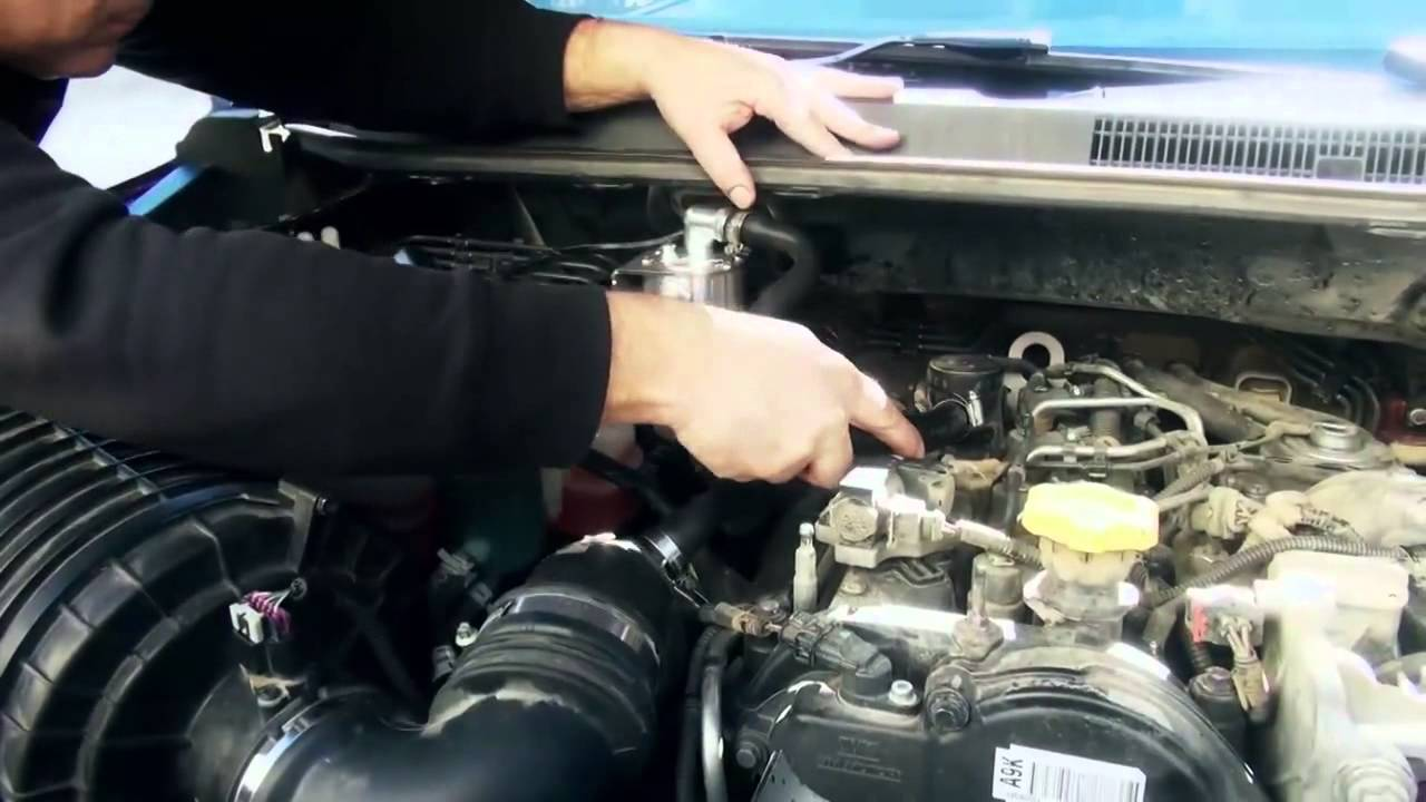 HPD (High Performance Diesel) Oil Catch Can Benefits - YouTube