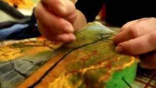 Мастер-класс валяние ткани - www.emozzi.ua(, 2013-11-07T19:09:35.000Z)