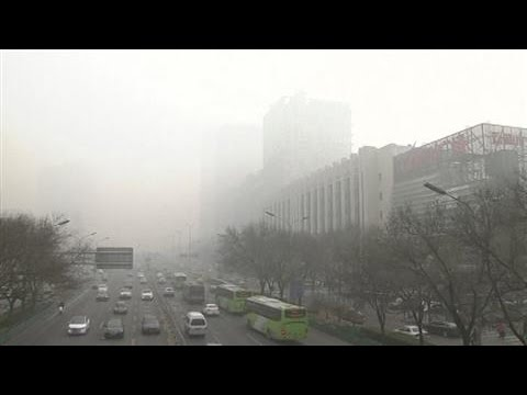 Beijing Records Worst Pollution of the Year