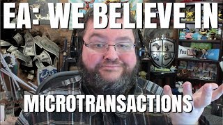 EA: WE BELIEVE IN MICROTRANSACTIONS - BATTLEFRONT 2
