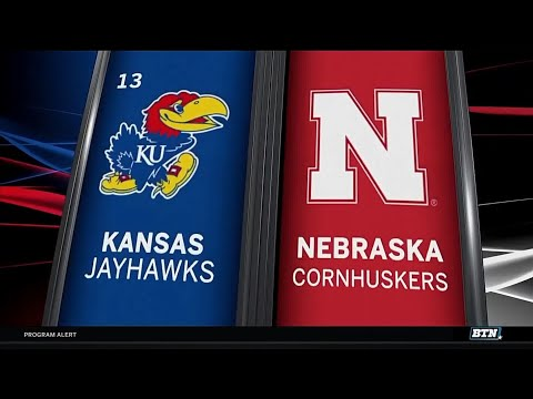 Kansas at Nebraska - Men