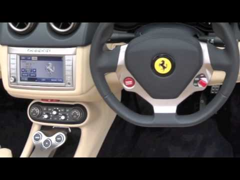 Ferrari California 2+ F1