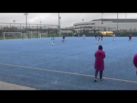 Accrington Stanley Community Trust vs MCFC 1st half pt 1