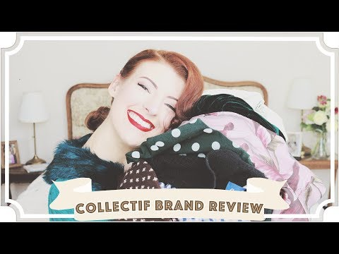 How To Cure Heartbreak! // Collectif Clothing Brand Review [CC]