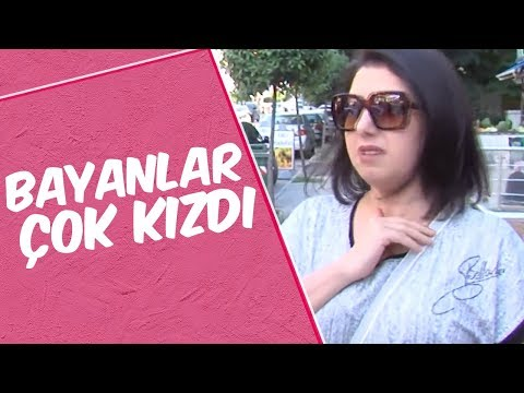 Mustafa Karadeniz -Bayanlar çok kızdı