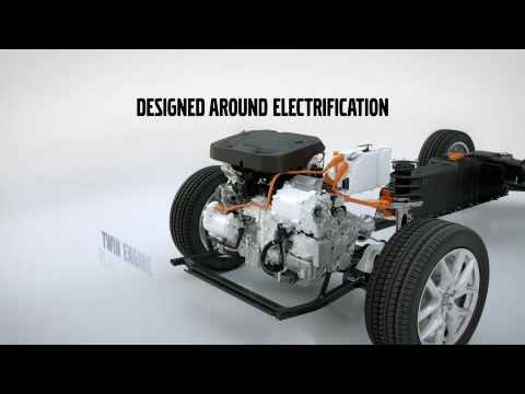 Volvo CMA platform presentation – including battery electric vehicle