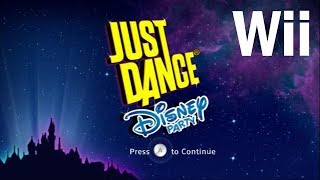 JUST DANCE Disney Party | Nintendo Wii