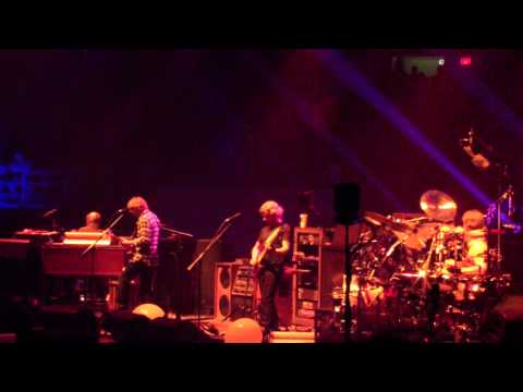 PHISH: Ghost → Boogie on Reggae Woman [HD] 2012-06-07 DCU Center, Worcester, MA