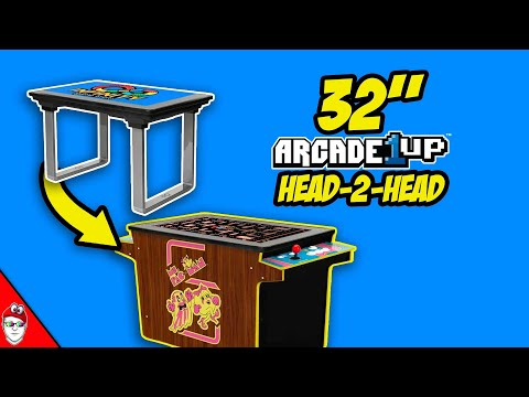 Arcade1Up - We need the Infinity Cocktail Table! from Console Kits
