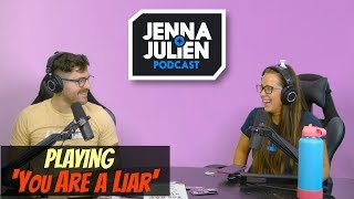 Podcast #274 -  Playing 'You Are A Liar'