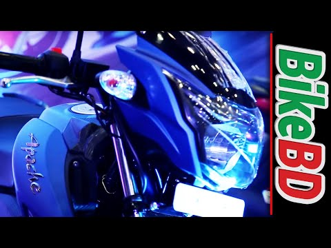 TVS Apache RTR 160 Launching Ceremony In Bangladesh,Price & 1st Impression Review TVS Apache RTR 160
