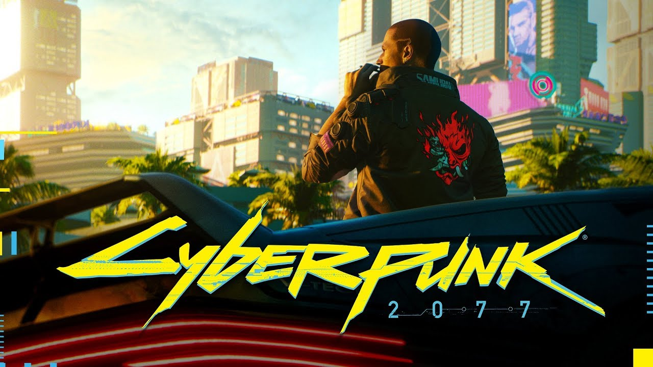 E3 2018: Cyberpunk 2077 - Official Trailer