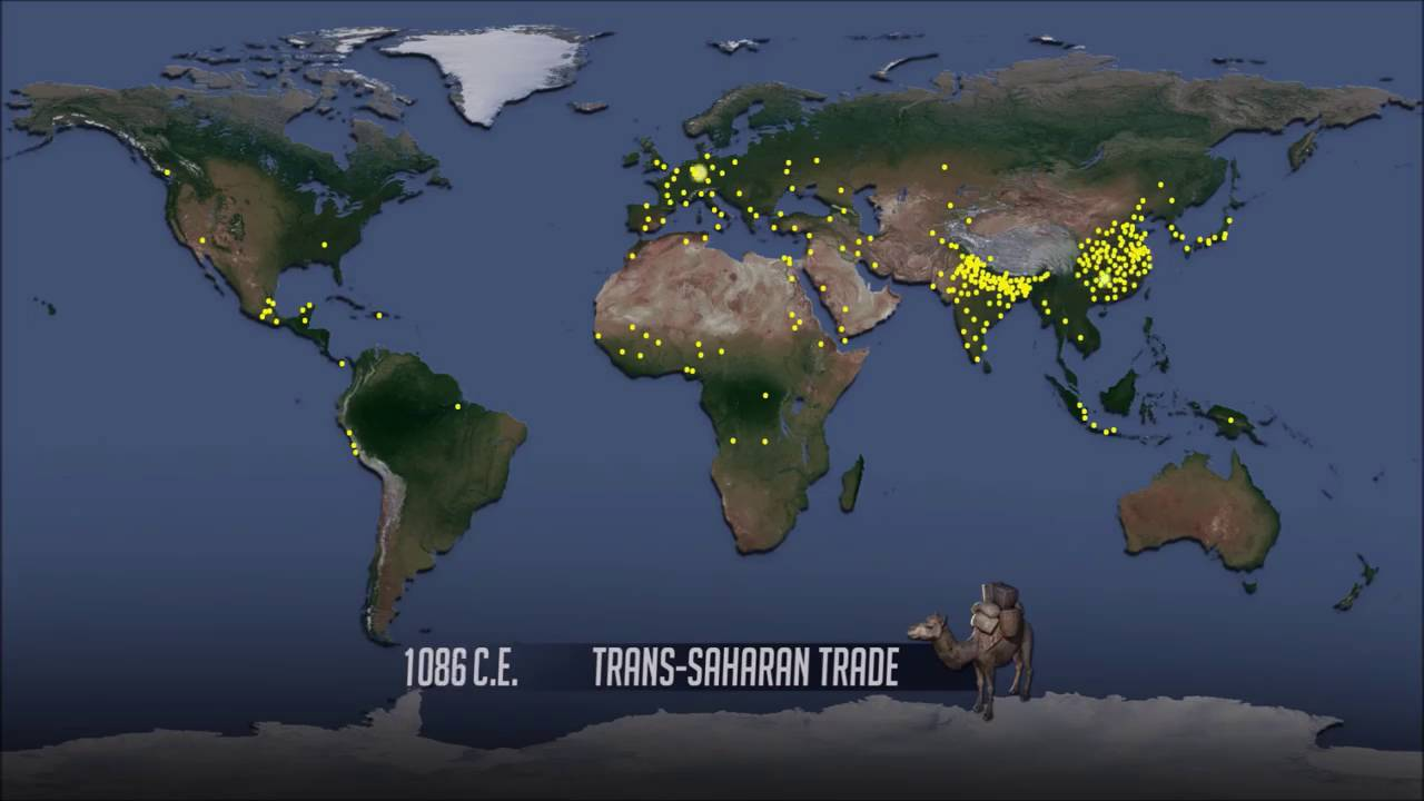 World population history 1 ce 2050 ce youtube gumiabroncs Image collections