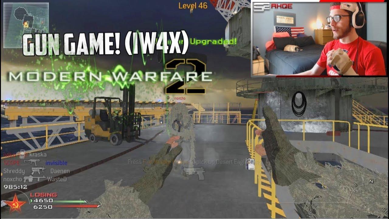 MW2 Gun Game! (IW4X)