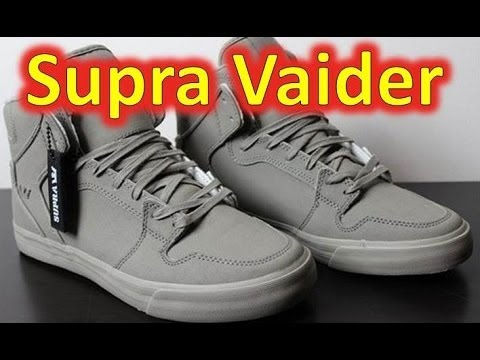 Supra Vaider - Review + On Feet