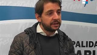 DARIO CIMINELLI   SECRETARIO DE SEGURIDAD    INFORME DEL FIN DE SEMANA