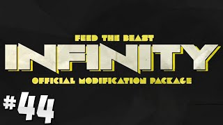 FTB Infinity- Ep.44 - Thaumic Energistics!