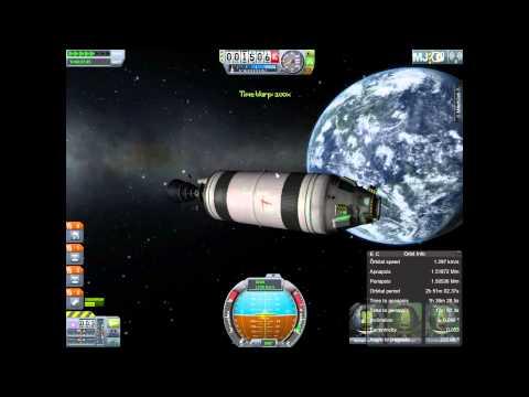 SLS - Space Launch System - Ksp Attempt