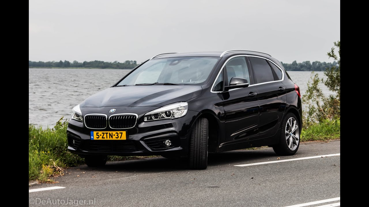 Bmw 218 Active Tourer Youtube