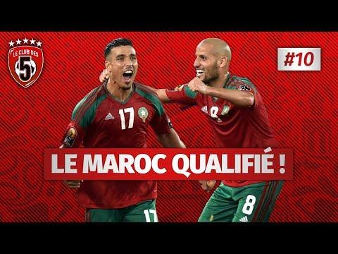 Le Club des 5 : 20 ans après, le Maroc qualifié pour le Mondial !