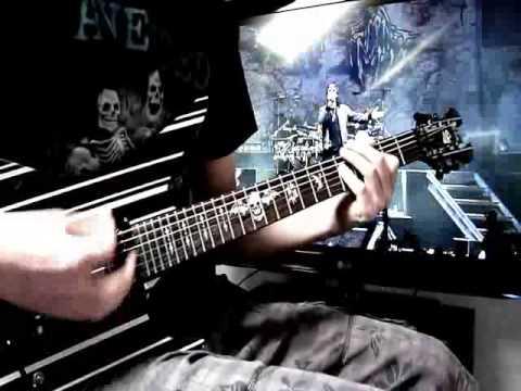 Avenged Sevenfold   Second Heartbeat Live LBC Cover1
