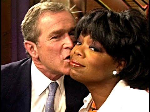 Oprah Helped Sell The Iraq War. Like, A Lot.