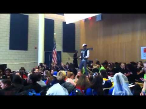 Dance Team States Harlem Shake | CIAC Dance Competition | Newtown High School | Newtown, CT
